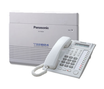 Refurbished-Panasonic-KX-TES824-Hybrid-PBX-System